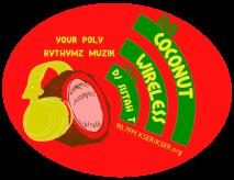 Da Coconut WirelessLogos